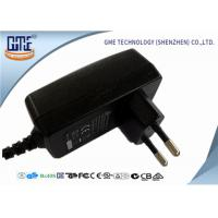 PC EU Plug 12v wall adapter , ac dc power supply wall adapter For Purifier Manufactures