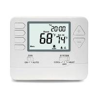 Digital Home 7 Day Programmable Thermostat With Large LCD Screen Battery Operated Manufactures