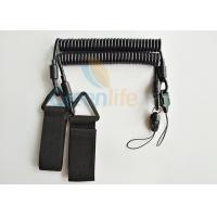 Police Equipment Plastic Retention Lanyard Handy Tool Secure Pistol Dropping Manufactures