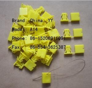 Bank seal / Tamper proof seal Manufactures