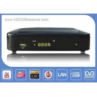 Android Smart IPTV Box / DVB-S2 MPEG4 Satellite Receiver Full HD 1080P Manufactures