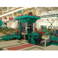 450mm Electric Temper Rolling Mill , Carbon Steel Two High Rolling Mill for sale