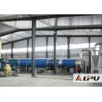 Environment Friendly Industrial Dryer , Finished Product Temperature  Manufactures