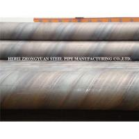 Spiral Submerged-arc Welded steel pipe Manufactures