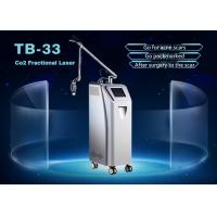 China 10600nm Co2 Fractional Laser Machine For Scars / Stretch Marks Removal Vaginal Tightening on sale
