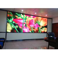 Slim P4mm High Resolution LED Display Video Wall , Indoor LED Concert Video Wall Manufactures