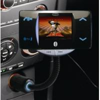 Bluetooth Car Kit with Mp4 Player Manufactures