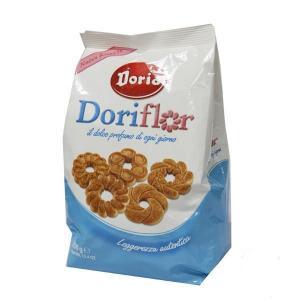 Cookie / Milk Powder  Quad Seal Side Gusset Value Pack Food Grade Plastic Bags Manufactures