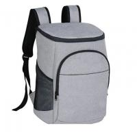 China Large Insulated Backpack Cooler Bag For Travel / Outdoor Activities on sale