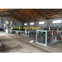 1400mm Width Recycled PET Double Color Sheet Co - Extrusion Machine For Making Cups Manufactures