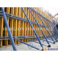 Tiltable Push - Pull Prop for Plumbing Wall Formwork When Erection Manufactures