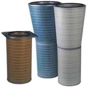 Gas Turbine Air intake Filter Cartridge Manufactures