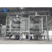 China High Efficiency Dry Mix Mortar Manufacturing Plant For Ceramic Tile Adhesive on sale