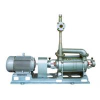 2SK Type Two Stage Liquid Ring Vacuum Pump 380V/440V1460rpm Rotary Speed Manufactures
