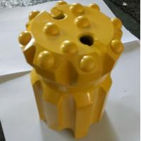 Forging T45 Thread Retractable Drill Bit Thread Button Bit For Rock Drilling Manufactures