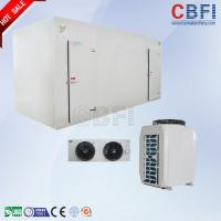 50mm - 200mm Thickness Commercial Freezer Room , Cold Room Chiller With Imported Compressor Manufactures