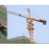 China Luffing tower crane on sale