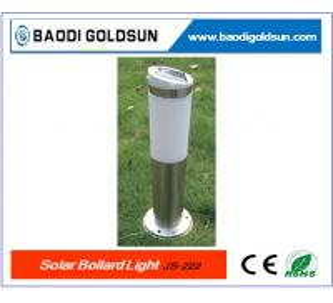 Solar Stainless Steel Bollard Light Manufactures