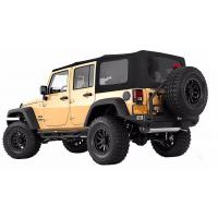 Fabric Soft Top Replacement Kits for Jeep Wrangler Unlimited (jk) 4 Door 2010-2016 Manufactures