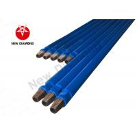 Mines / Quarries DTH Drill Rods Casting Processing With Wall Thickness Customized Manufactures