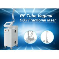 White CE Tighten Skin Fractional Co2 Laser Treatment For Stretch Marks , 36 Months Warranty Manufactures
