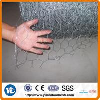 hot-dipped galvanized gabion box Manufactures