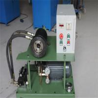 High quality bath tube crimping machine with fast working rate Manufactures