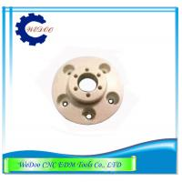 China A290-8102-X723 Plastic Upper Nozzle Base Fanuc EDM Spare Parts 58 X 19mmL on sale