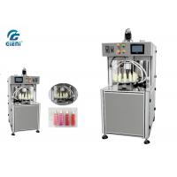 High Speed Spiral  Lipgloss Production Line , Lip Gloss Filling Machine Manufactures
