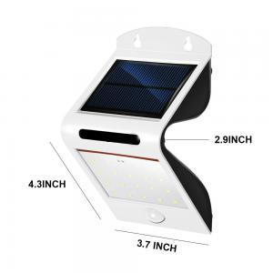 Outdoor Security SMD 2835 PIR Solar Motion Sensor LED Light 460LM - 500LM Manufactures