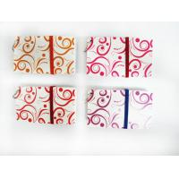 ring-bound index cards with fashion printed pattern covers Manufactures