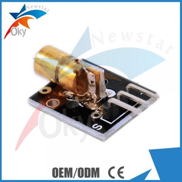 Quality Demo Code Sensors For Arduino , 5V 5Mw Dot Laser Module for sale