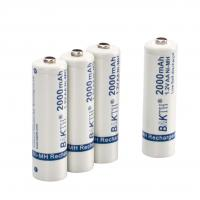NiMH Rechargeable Battery 1.2V 2000MAH AA Low Self-discharge Manufactures