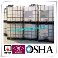 1000L Industrial IBC HDPE Tank , IBC Drum Tank With Galvanized Steel Framework Manufactures