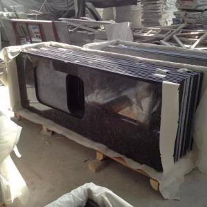 China Black pearl granite countertop on sale