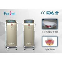 Champagne appearance mature tech hair removal skin rejuvenation ipl shr rf beauty machine Manufactures