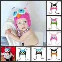 Wholesale 100% cotton cute animal hats lovely baby girl hats baby products china Manufactures