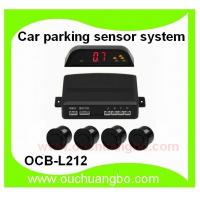 Quality Ouchuangbo Car parking sensor system Built-in buzzer Support 4/3/2 sensor (Optional) OCB-212 for sale