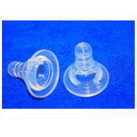 baby silicone nipple for wide neck bottle Manufactures