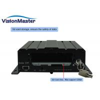 China DC8~36V 4 Channel Mobile Dvr , 2TB HDD 4G WIFI Mobile Dvr Recorder For Taxi Bus on sale