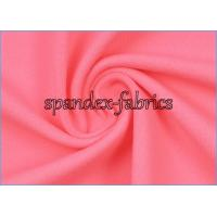Weft Knitting Plain Dyed Moisture Wicking Supplex Lycra Fabric for Yoga Clothes Manufactures