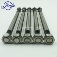 China Custom Made Ti Non Standard Fasteners With Acid And Alkali Resistance on sale