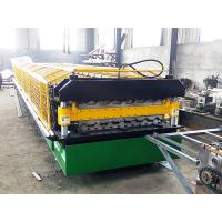 China double layer machinery for roofing on sale