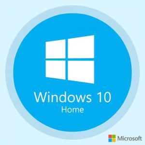 64 Bit Windows 10 Home OEM Product Key Windows 10 OEM Disc License Online Activation Manufactures