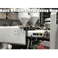 Double Color Injection Molding Machine , Plastic Comb Making Machine 4.5t Weight Manufactures