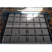 200KW 380V Paper Egg Tray Machine With Automatic Stacking  , Collection And Manual Packing System Manufactures
