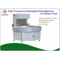 Buy cheap Semi Automatic Rotary Blister Packing Machine With Sealing And Trimming Function from wholesalers
