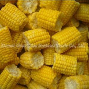 Individual Quick Frozen Corn Cuts Frozen Corn Frozen Food Manufactures