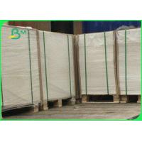 Quality 70 * 100cm Food Grade 350gsm + 15g PE Waxed Paperboard For Packing Fast Food for sale