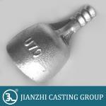 70KN ductile iron metallic insulator cap for glass insulator Manufactures